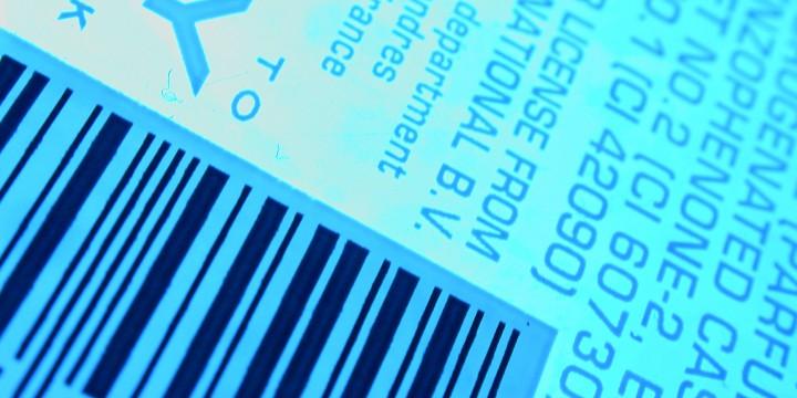Barcodedruck auf HP LaserJet Geräten